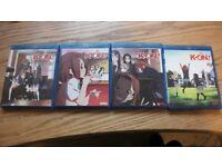 K-ON! Season 1 BANDAI Out of print Release [NTSC Region Blu-ray]