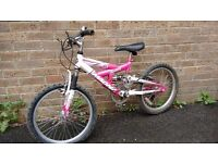 "girls bicycle, size 12"""