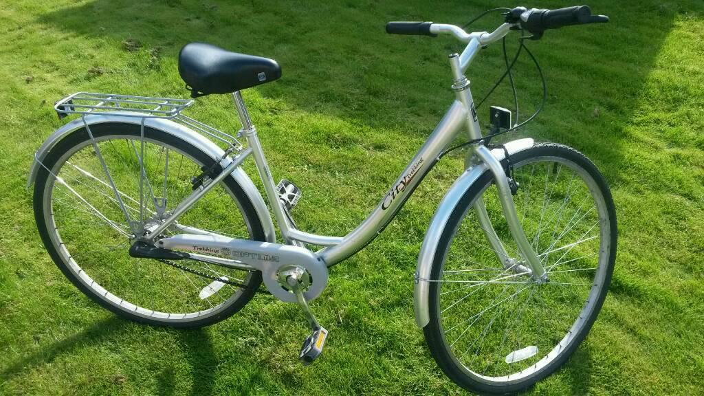 Ladies Bike City Trecker