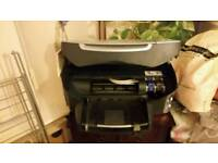HP 2460 all in one printer scanner