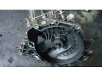 Corsa gearbox