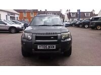 2005 FREELANDER 1 PETROL. IN GOOD CONDITION WITH A LOT OF REPAIR AND MAINTENANCE WORK DONE.