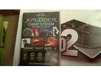 Xploder Cheat System - Xbox 360