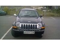 Jeep Cherokee Limited,Diesel Automatic,swap/px(bmw,audi,mercedes