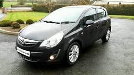 2012 VAUXHALL CORSA 1.3 CDTI...£30 TAX PER YEAR...FSH...FINANCE THIS CAR FROM £19 PER WEEK...