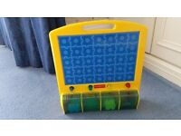 Electronic Sound Puzzle, Batteries Included, 2 Pieces are Missing, Contact me soon as,Cheap price £4