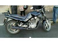 Suzuki vx800 breaking
