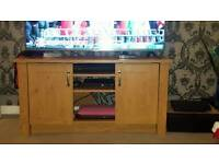 TV stand large for sale £50 O.N.O