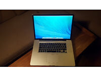 "Macbook Pro i7 A1297 16Gb Ram, Immaculate , 17"" screen, £900 OVNO"