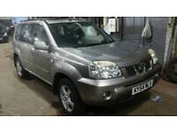 NISSAN X-TRAIL 2.2 DCI SVE WITH MOT TILL AUGUST 2018