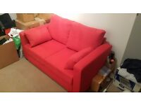 **BARGAIN** Argos 'Apartment' Metal Action Double Sofabed