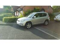 Toyota rav4, 4x4 , 2.2 Diesel 136bhp, moted, full service history, very nice condition
