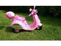 Girls electric bike