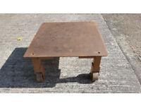 Welding platform/ Machine stand