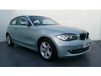 2007   BMW 1 SERIES   2.0 118i SE 3dr   Auto   7 Months MOT   Cat D   2 keeper   41.000 miles
