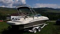 2006 Searay sundeck 220 sd
