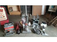 Kirby G10E Sentria Pet Hair Hoover Vacuum Cleaner & Carpet Shampoo System & Sander - NEVER USED!!