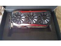 ASUS NVIDIA GeForce GTX 980 TiOC6192 MB) (STRIX-GTX980TI-DC3-6GD5-GAMING) Graphics Card