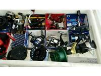 Various fishing stuff for sale