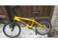 Zinc BMX