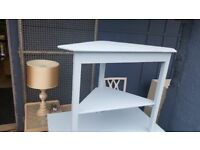 2 tier Corner Table