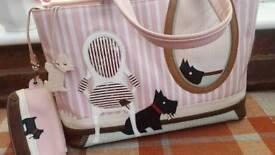 STUNNING Radley Designer Signature handbag