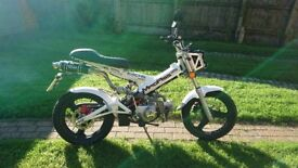 Sachs MADASS 125 2013 Very Low Mileage One Owner Extras