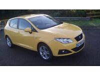 Seat Ibiza 1.4,sport 84 2009+12 Month MOT,