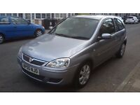 VAUXHALL CORSA 2005(05Reg) 1.2 Manual Silver LOW Mileag Hatchback Petrol 26005miles