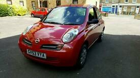 Nissan micra 1.0cc low insurance new shape