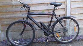 A cheap bike.