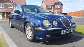 "Jaguar ""S""type with BRC LPG"