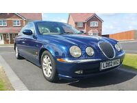 "Jaguar ""S""type with BRC LPG"