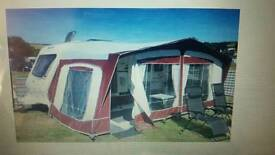 Trio Mexico sport 17 foot awning