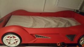 Children's car bed