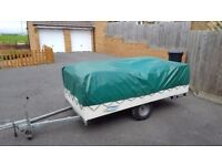 Conway trailer tent