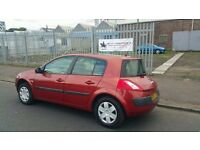 2005 Renault Megane 1.4 Rush 16V Manual Petrol MOT March 2017 Only 89K Miles 4 Owners from New