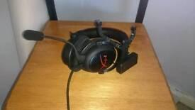 Hyper X Gaming headset