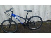 GIANT ROCK MOUNTAIN BICYCLE LIGHT-WEIGHT ALUMINIUM 21 SPEED 26 INCH WHEEL AVAILABLE FOR SALE