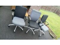 I have 3 chairs forsale they need a wee clean. Selling due to moving house. Thanks for looking