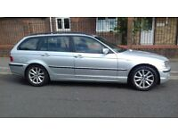 Bmw 320i diesel estate 2003 high mileage