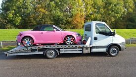 Recovery Services 24/7 Car Transportation
