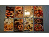 Australian Women's Weekly Cookbooks recipes