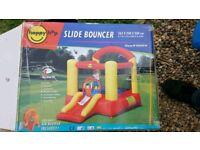Happy hop inflatable bouncy castle