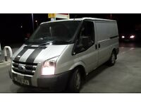 FORD TRANSIT LX SWB 2008 M.O.T MARCH 2018 EXCELLENT RUNNER