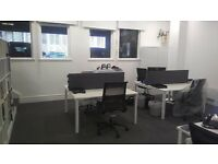 Desk to Rent in prestigious West Regent Street office in Glasgow City Centre