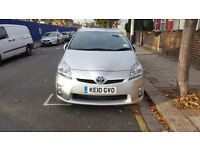 Toyota prius 2010 in very good condition have pco licence ready to use in UBER