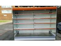 Display cabinet dairy fridge multideck