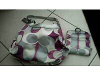 Coach handbag & purse