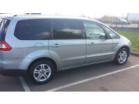 Ford Galaxy 7 seater Uber XL READY for Hire